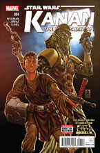 Image: Kanan - The Last Padawan #4 - Marvel Comics