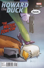 Image: Howard the Duck #5 (variant cover - Chaykin) - Marvel Comics