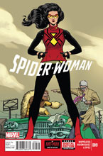 Image: Spider-Woman #9 - Marvel Comics
