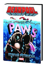Image: Deadpool: Paws Prose Novel HC  - Marvel Comics