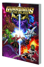 Image: Guardians of the Galaxy: Best Story Ever SC  - Marvel Comics
