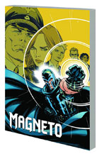 Image: Magneto Vol. 03: Shadow Games SC  - Marvel Comics