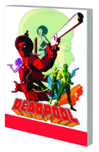 Image: Deadpool: Flashbacks SC  - Marvel Comics