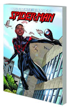 Image: Miles Morales: Ultimate Spider-Man Ultimate Collection Book 01 SC  - Marvel Comics