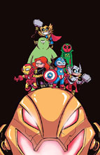 Image: Avengers: Ultron Forever by Young Poster  - Marvel Comics