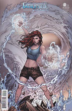 Image: Michael Turner's Fathom Blue #2 (variant incentive cover) (12-copy) - Aspen MLT Inc