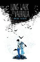Image: Long Walk to Valhalla HC   - Boom! - Archaia