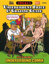 Image: Fogel's Underground Price & Grading Guide 2015-2016 Vol. 01 SC  - Hippy Comix Inc