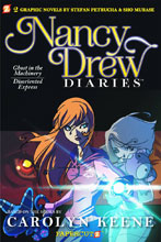 Image: Nancy Drew Diaries Vol. 05 GN  - Papercutz