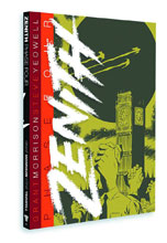 Image: Zenith Phase Four HC  - Rebellion / 2000AD