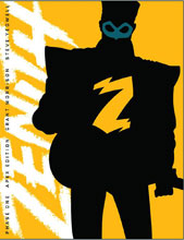 Image: Zenith Phase One HC  (Apex edition) - Rebellion / 2000AD