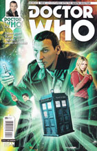 Image: Doctor Who: 9th Doctor #5 (variant incentive cover - Corroney) (10-copy) - Titan Comics