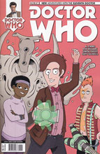Image: Doctor Who: 11th Doctor #15 (variant incentive cover - Ellerby) (10-copy) - Titan Comics