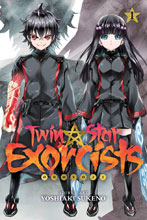 Image: Twin Star Exorcists Vol. 01 GN  - Viz Media LLC
