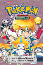 Image: Pokemon Adventures Vol. 29 GN  - Viz Media LLC