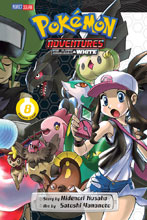 Image: Pokemon Adventures: Black & White Vol. 08 GN  - Viz Media LLC