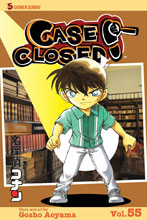 Image: Case Closed Vol. 55 GN  - Viz Media LLC