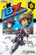 Image: LBX: World Battle Vol. 06 GN  - Viz Media LLC