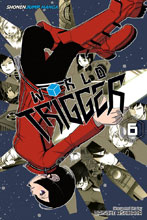 Image: World Trigger Vol. 06 GN  - Viz Media LLC