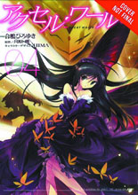 Image: Accel World Novel Vol. 04 SC  - Yen Press