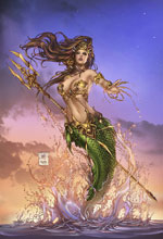 Image: Grimm Fairy Tales Presents The Little Mermaid Vol. 01 SC  - Zenescope Entertainment Inc