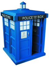 Image: Pop! Television Vinyl Figure 227: Doctor Who Tardis  (6-inch) -