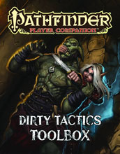 Image: Pathfinder Player Companion: Dirty Tactics Toolbox  -