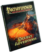 Image: Pathfinder Roleplaying Game: Occult Adventures  -