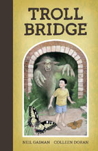 Image: Troll Bridge HC  - Dark Horse Comics