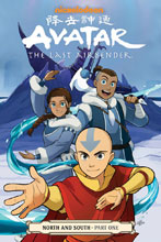Image: Nickleodeon Avatar: The Last Airbender: North and South Part 01 SC  - Dark Horse Comics