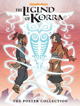 Image: Legend of Korra: The Poster Collection SC  - Dark Horse Comics