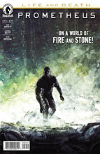 Image: Prometheus: Life and Death #2 - Dark Horse Comics