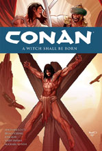 Image: Conan Vol. 20: A Witch Shall be Born HC  - Dark Horse Comics