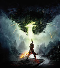 Image: Dragon Age: Inquisition - The Poster Collection SC  - Dark Horse Comics