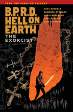 Image: B.P.R.D. Hell on Earth Vol. 14: The Exorcist SC  - Dark Horse Comics