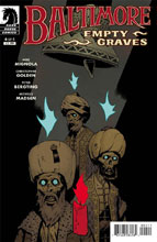 Image: Baltimore: Empty Graves #4 - Dark Horse Comics