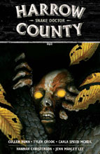 Image: Harrow County Vol. 03: Snake Doctor SC  - Dark Horse Comics