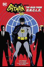 Image: Batman '66 Meets the Man from U.N.C.L.E. HC  - DC Comics