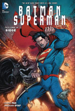 Image: Batman / Superman Vol. 04: Sieige SC  - DC Comics