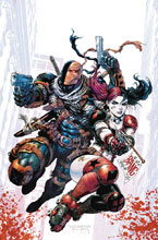 Image: Deathstroke Vol. 03: Suicide Run SC  - DC Comics