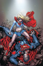 Image: Supergirl Vol. 02: Breaking the Chain SC  - DC Comics