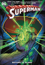 Image: Superman Vol. 02: Return to Glory HC  - DC Comics