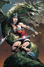 Image: Wonder Woman Vol. 09: Resurrection HC  - DC Comics