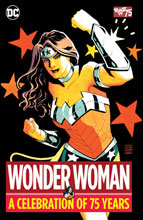 Image: Wonder Woman: A Celebration of 75 Years HC  - DC Comics