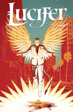 Image: Lucifer Vol. 01: Cold Heaven SC  - DC Comics - Vertigo