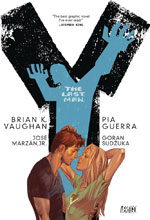 Image: Y-The Last Man Book 05 SC  - DC Comics - Vertigo