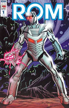 Image: ROM [2016] #1 (Sal Buscema variant incentive cover - 00161) (25-copy) - IDW Publishing