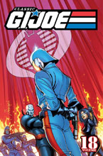 Image: Classic G.I. Joe Vol. 18 SC  - IDW Publishing