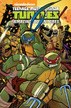 Image: Teenage Mutant Ninja Turtles Amazing Adventures Vol. 02 SC  - IDW Publishing