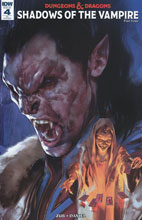 Image: Dungeons & Dragons #4 (variant incentive cover - Ravenloft) (10-copy) - IDW Publishing
